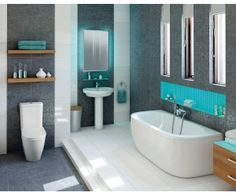 The Best Bathroom Suites Images On Pinterest Bathrooms Suites - Designer bathroom suites