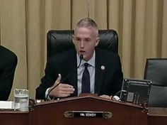 WATCH: This is What Happens When You Ignore Trey Gowdy's Questions [VIDEO] Go Gowdy! Go Gowdy! Rep. Trey Gowdy has earned a reputation around Washington that gives liberals in government nightmares and makes them check under the bed before going to sleep.