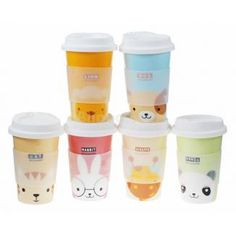 Buy Animal thermal mug with Free International Shipping | Blippo.com