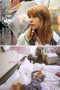Scarlett Johansson as Charlotte. Lost in Translation by Sofia Coppola Scarlett Johansson, Sofia Coppola, Lost In Translation, Sophia Loren, I Love Cinema, Pier Paolo Pasolini, Beautiful Film, Film Inspiration, Moving Pictures