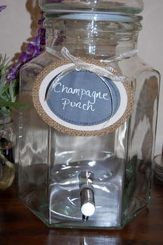 Cute idea for a punch jar!