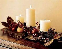 Existen muchos materiales clásicos de la decoración navideña con los cuales podemos crear diferentes adornos y las piñas secas son uno de los más caracterí
