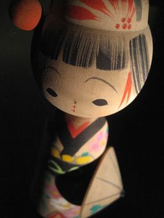 Kokeshi Doll~