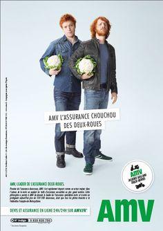 AMV publicité deux rou(e)x Guerilla Marketing, Guerrilla, Copywriting, Communication, Advertising, Jokes, Lol, Sayings, Funny