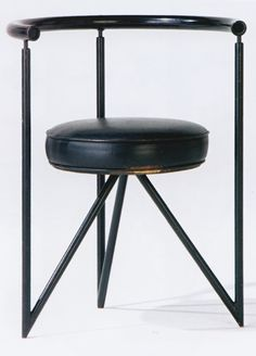 aqqindex: Philippe Starck, Miss Dorn Chair, 1982 | Værktøj Mais