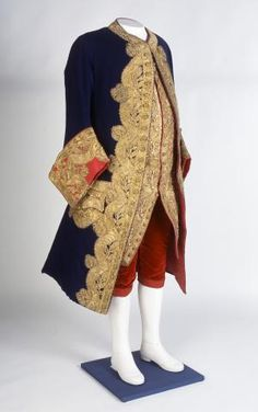French General Officer's or Marshal's uniform, c1690-1710