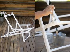 Recycling creates Decorate by All washi tape | Authentic Chalk Paint