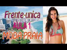 Curso Grátis - Moda Praia - Frente-unica aula 1 - YouTube