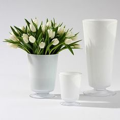 Global Views Clean Line Vase