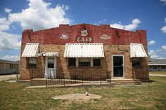 """Route 66 Cafe, Litchfield, Illinois. """"The Fine Art Photography of Frank Romeo."""""""