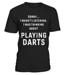 """# Darts Lovers T Shirts. Gifts for Players who Play Darts. .  Special Offer, not available in shops      Comes in a variety of styles and colours      Buy yours now before it is too late!      Secured payment via Visa / Mastercard / Amex / PayPal      How to place an order            Choose the model from the drop-down menu      Click on """"Buy it now""""      Choose the size and the quantity      Add your delivery address and bank details      And that's it!      Tags: Gifts shirts for darts…"""