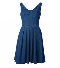 @Who What Wear - 22 Summer-Ready Denim Dresses