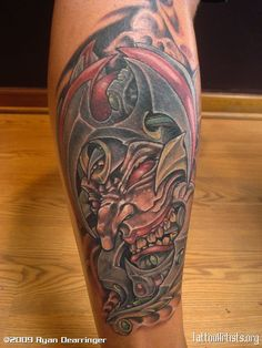 Pics Photos - Joker Jester Tattoos