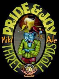THREE FLOYDS PRIDE & JOY MILD ALE « beermelodies