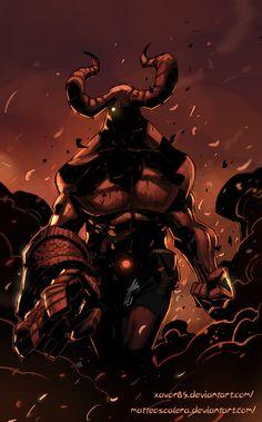 hellboy artwork - Google Search