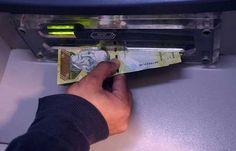 Cajeros dispensarán monto máximo de Bs. 10 mil a partir de 2017