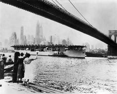 USS_Langley_CV-1_New_York_1934. This Day in WWII History: Feb 27, 1942: U.S. aircraft carrier Langley is sunk