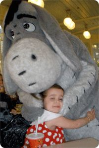 Prepare your food allergy child for furry hugs that may carry allergens. Read more...