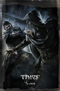 #Thief Garrett Let the Thief-Taker General tell you about his turf war with Garrett in the last Stories from the City trailer.
