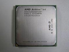 (ADA3400AEP5AP) ATHLON 64 3400+ PROCESSOR by AMD. $24.99. ADA3400AEP5AP:ATHLON 64 3400+ PROCESSOR