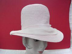 Vintage 1960s Hat Designer Oleg Cassini by TimelessTreasuresVCB, $38.00