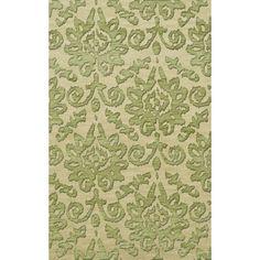 Dalyn Rug Co. Bella Green Area Rug Rug Size: 10' x 14'