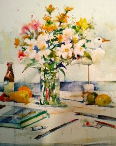 Charles Reid, American Watercolorist | Award-winning Watercolor Artist