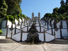 acidadebranca:1784-1811   Santuário do Bom Jesus do Monte, Tenões, Braga, Portugal  Carlos Amarante