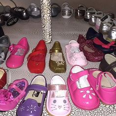 For #babyfashionistas! Start them young! At @keedokids will start that #shoeaddiction #shopokc