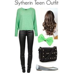 Slytherin Teen Outfit