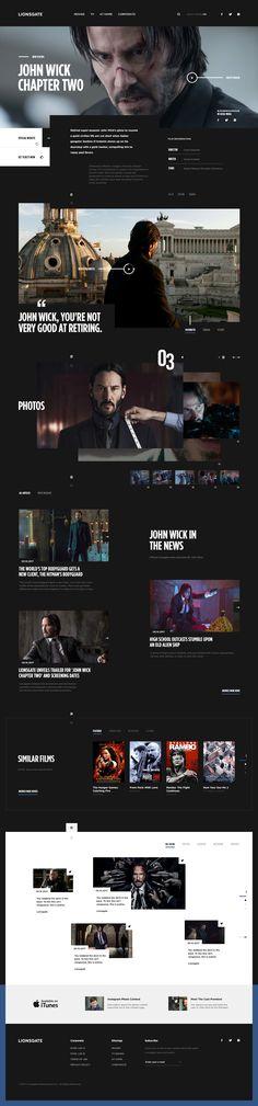 Lg filmpage