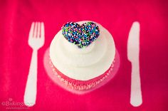 Beautiful Cake Pictures: Nonpareil Chocolate Heart With Sprinkles Cupcake - Cupcake, Cupcakes & Candy - Birthday Cakes Delivered, Order Birthday Cake, Special Birthday Cakes, Pastel Cupcakes, Sprinkle Cupcakes, Cupcakes With Cream Cheese Frosting, Beautiful Cake Pictures, Beautiful Cakes, Amazing Cakes