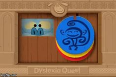 Dyslexia Quest - e-Learning Game to Help Dyslexic Kids Have a Better Life Educational Videos, Educational Technology, Shapes And Curves, Good Communication Skills, Rhythm Games, Reading Games, Teaching Aids, Interactive Learning, Special Education Teacher
