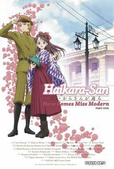 Eleven Arts Licenses Haikara-san: Here Comes Miss Modern Films