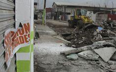 """Suspensión de obras nuevo Tepito. El proyecto """"Nuevo Tepito"""" inaugurado por el actual jefe de gobierno, Miguel Ángel Mancera, sigue """"en pie"""" según el gobierno del D.F, sin embargo vimos que esta es una de las promesas no cumplidas como todos los políticos."""