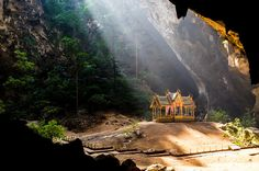 Private Tour: Full Day Sam Roi Yod National Park from Hua Hin Discover Thailand's oldest seaside national park, Sam Roi Yod (literally translated as 300 peaks) which features a unique collection of flora and fauna along the shores of the Gulf of Thailand. Follow your professional English speaking guide on this private tour for an up close look at the beautiful national park. All National Park fees and lunch is included.Our driver and professional English speaking guide will c...