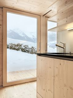 Chalet in Château-d'Oex by RBCH Architects