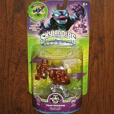Skylanders SWAP Force Trap Shadow BRONZE and SILVER Metallic Variant * You can find more details by visiting the image link.