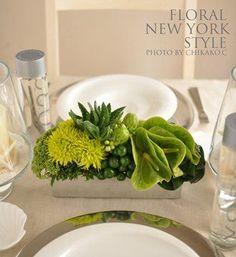 Fresh Flower Arrangement #25 by FLORAL NEW YORK, via Flickr