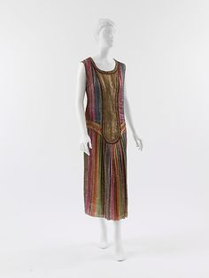 Dress  Paul Poiret, 1925  The Metropolitan Museum of Art