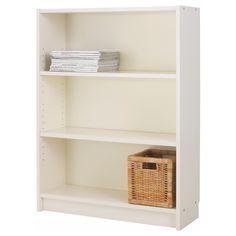 Billy bookcase (white)