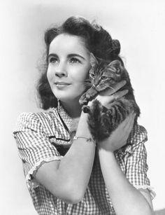 Elizabeth Taylor teen actress photos