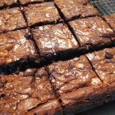 Not just best, but Best Thermomix Brownies Brownies Everrrrr. I've translated my Pastry Chef recipe into an easy Thermomix recipe. Chef Recipes, Baking Recipes, Sweet Recipes, Dessert Recipes, Easy Recipes, Recipies, Paleo Recipes, Gooey Brownies, Chocolate Fudge Brownies