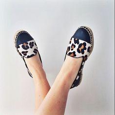 Instagram: shop Golled #dunelondon #dune #espadrilles #shoes #leopard #fashion #style