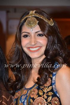 Anushka Sharma wears http://www.ritukumar.com/