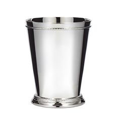 Cocktail Kingdom 12 ounce Julep Cup, Nickel Cocktail King...