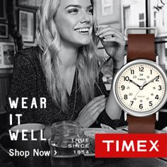1e28a712685 TIMEX  A Watch That Never Goes Out of Date