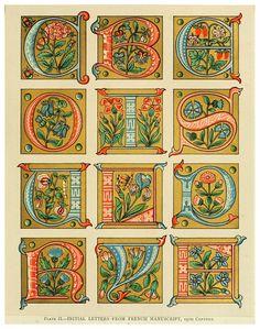 Más tamaños | 006-Lessons in the art of illuminating…1880- William John Loftie | Flickr: ¡Intercambio de fotos!