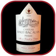 Château Haut - Bacalan - 2009 | Blind Taste 34