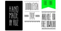 Dooodleista - Free Font